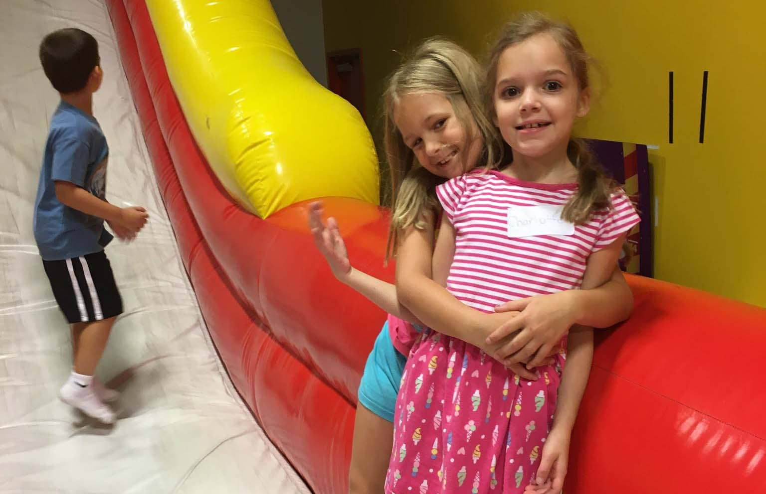 Sensory Bounce Therapy | Autism, ADHD, Motor, Social Difficuties